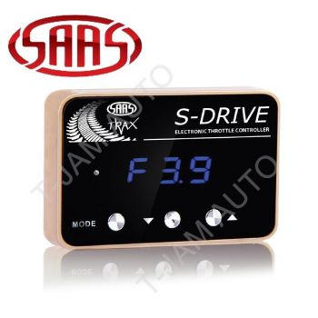 SAAS S-Drive Electronic Throttle Controller suits Mazda 3 (BL) 2010 - 2013