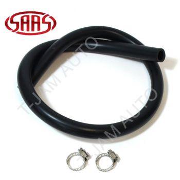 SAAS Oil Resistant Hose 16mm (5/8 inch) ID  1 x Meter + 2 Clamps