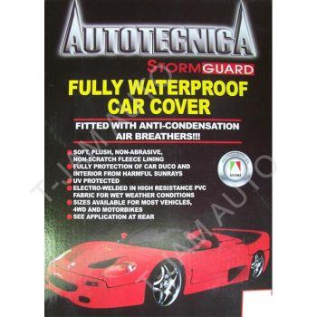 Stormguard Hatchback Car Cover up to 4.5m Waterproof