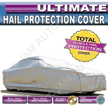 Autotechnica Ultimate Hail Storm Cover fit Sedan up to 4.4m Medium